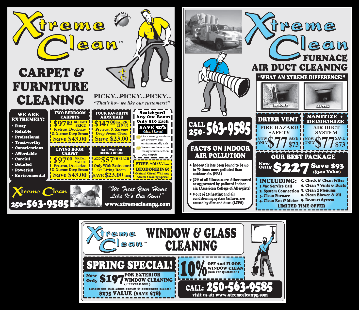 prince george s top carpet cleaners and furniture cleaners xtreme prince george cleaning specials hot deals for carpet furniture and window cleaning